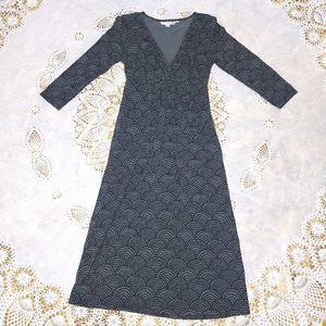 Boden Midi Length Jersey Dress Size US 4L